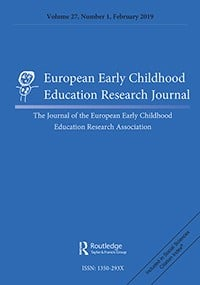 Logo - European Early Childhood Education Research Journal